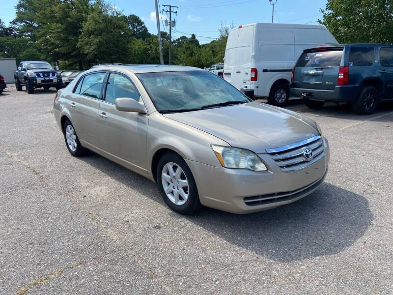 2007 Toyota Avalon for sale at Premium Auto Brokers in Virginia Beach VA