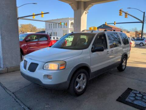 2006 Pontiac Montana SV6 for sale at ROBINSON AUTO BROKERS in Dallas NC
