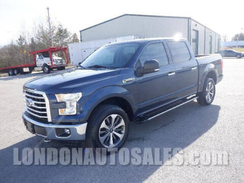 2017 Ford F-150 for sale at London Auto Sales LLC in London KY