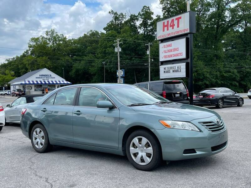2007 Toyota Camry for sale at H4T Auto in Toledo OH