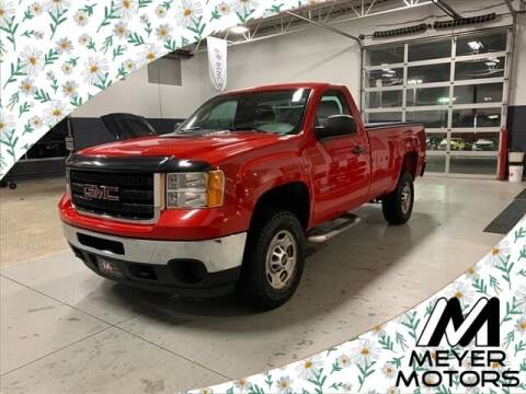 2014 GMC Sierra 2500HD for sale at Meyer Motors in Plymouth WI
