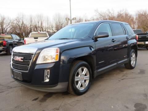 2015 GMC Terrain for sale at Low Cost Cars North in Whitehall OH