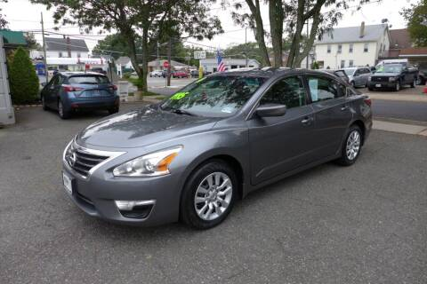 2014 Nissan Altima for sale at FBN Auto Sales & Service in Highland Park NJ