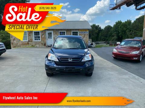 2007 Honda CR-V for sale at Flywheel Auto Sales Inc in Woodstock GA