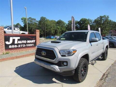 2019 Toyota Tacoma for sale at J T Auto Group in Sanford NC