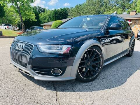 2013 Audi Allroad for sale at Classic Luxury Motors in Buford GA