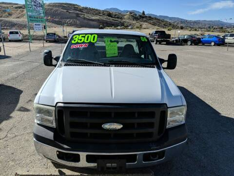 2006 Ford F-250 Super Duty for sale at Hilltop Motors in Globe AZ