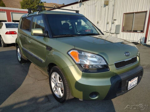 2010 Kia Soul for sale at Guy Strohmeiers Auto Center in Lakeport CA