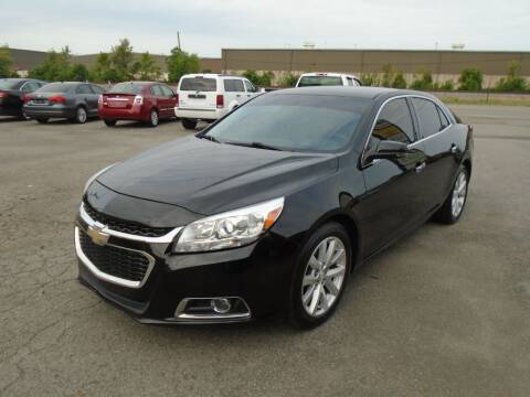 2016 Chevrolet Malibu Limited for sale at H & R AUTO SALES in Conway AR