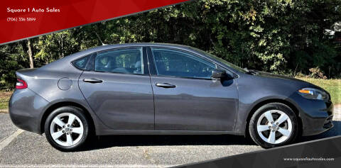 2015 Dodge Dart for sale at Square 1 Auto Sales - Commerce in Commerce GA