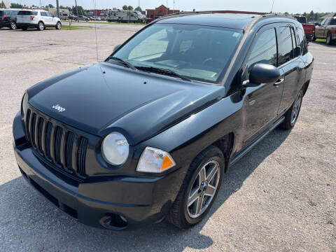 2008 Jeep Compass for sale at Strait-A-Way Auto Sales LLC in Gaylord MI