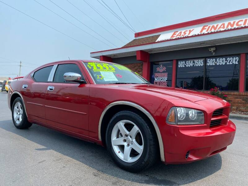 2008 Dodge Charger for sale at Premium Motors in Louisville KY