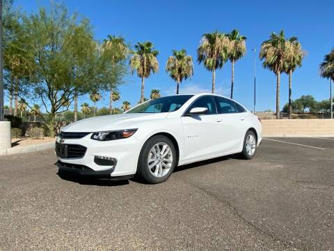 2018 Chevrolet Malibu for sale at 1 Stop Harleys in Peoria AZ