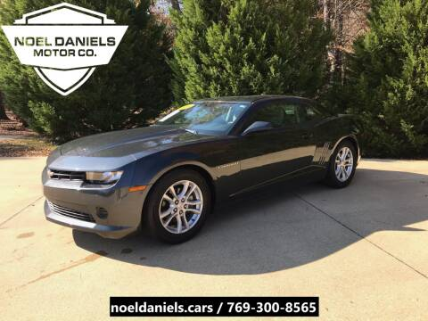 2014 Chevrolet Camaro for sale at Noel Daniels Motor Company in Brandon MS
