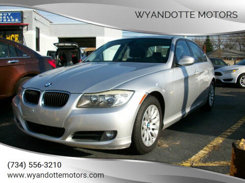 2009 BMW 3 Series for sale at Wyandotte Motors in Wyandotte MI