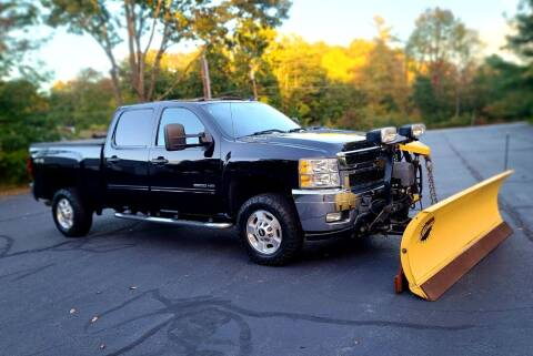 2014 Chevrolet Silverado 2500HD for sale at Flying Wheels in Danville NH