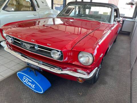 1966 Ford Mustang for sale at Black Tie Classics in Stratford NJ