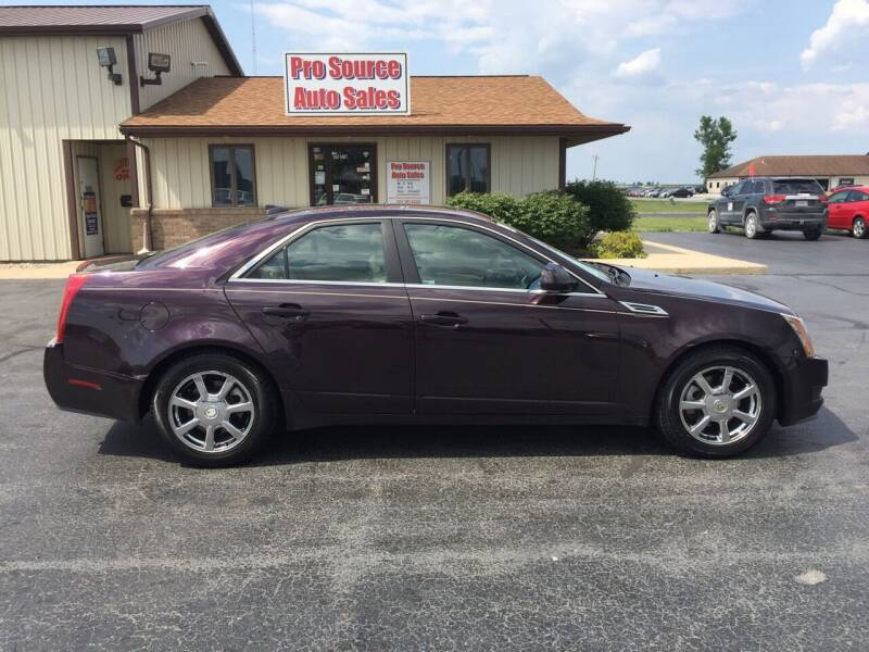 2009 Cadillac CTS for sale at Pro Source Auto Sales in Otterbein IN