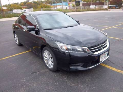 2014 Honda Accord for sale at First Rate Motors in Milwaukee WI