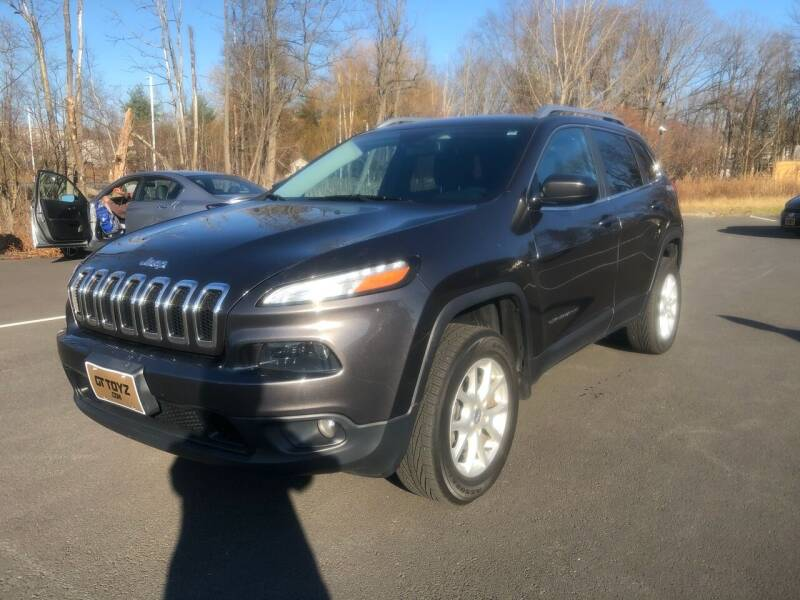 2014 Jeep Cherokee for sale at GT Toyz Motorsports & Marine in Halfmoon NY