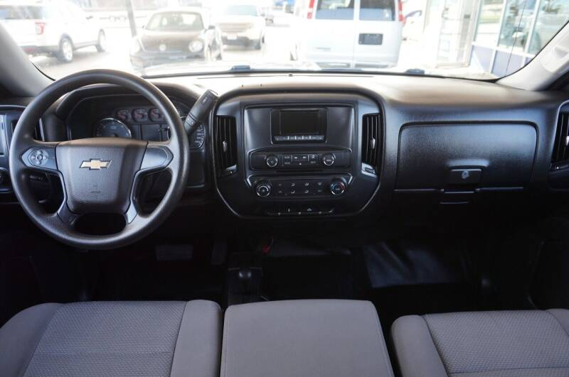2014 Chevrolet Silverado 1500 4x4 Work Truck 4dr Crew Cab 6.5 ft. SB w/1WT - Tulsa OK