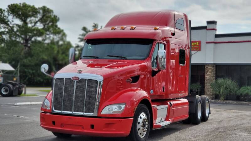 2014 Peterbilt 587 for sale at The Auto Market Sales & Services Inc. in Orlando FL