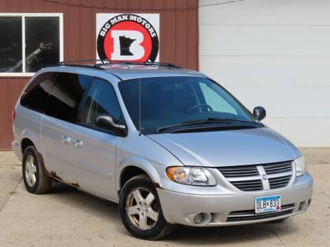 2006 Dodge Grand Caravan for sale at Big Man Motors in Farmington MN