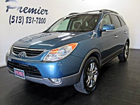 2012 Hyundai Veracruz for sale at Premier Automotive Group in Milford OH