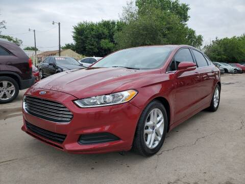 2015 Ford Fusion for sale at Star Autogroup, LLC in Grand Prairie TX
