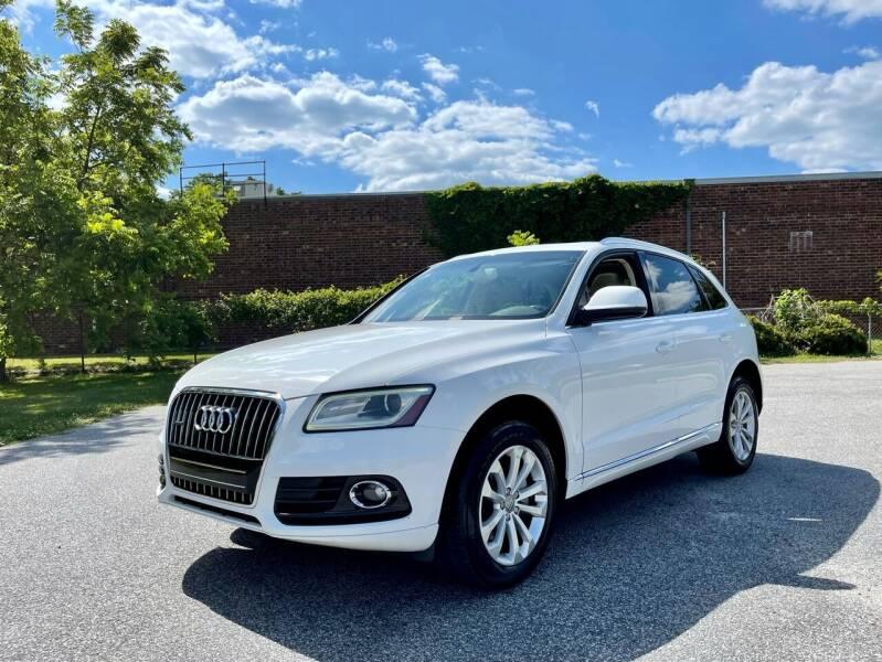 2013 Audi Q5 for sale at RoadLink Auto Sales in Greensboro NC