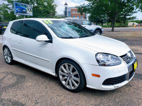 2008 Volkswagen R32 for sale at J & M PRECISION AUTOMOTIVE, INC in Fort Collins CO