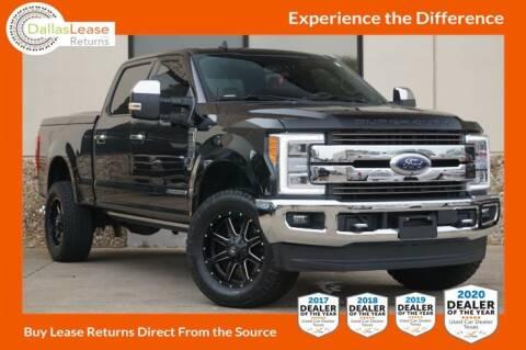 2019 Ford F-250 Super Duty for sale at Dallas Auto Finance in Dallas TX