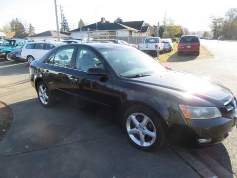 2007 Hyundai Sonata for sale at Car Link Auto Sales LLC in Marysville WA