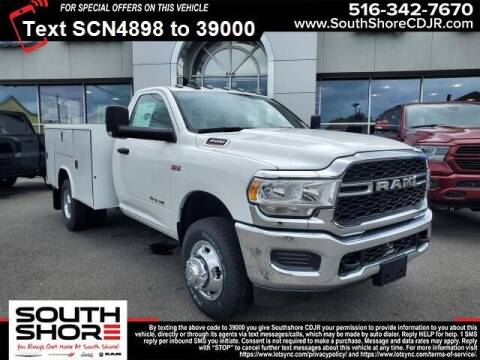 2021 RAM Ram Chassis 3500 for sale at South Shore Chrysler Dodge Jeep Ram in Inwood NY