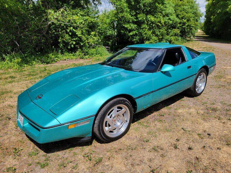1990 Chevrolet Corvette for sale in Stanley, WI