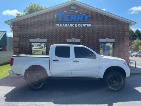 2018 Nissan Frontier for sale at Terry Clearance Center in Lynchburg VA