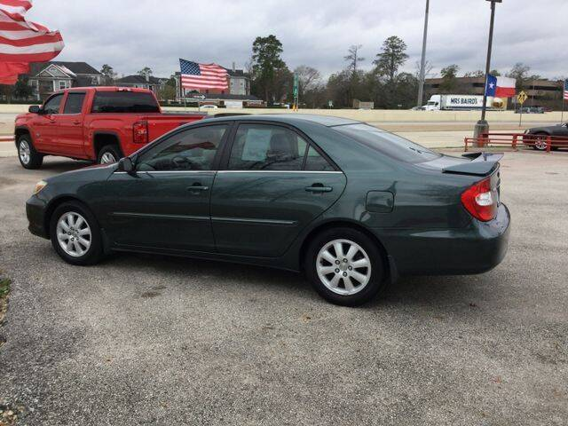 2004 Toyota Camry for sale at Your Car Store in Conroe TX