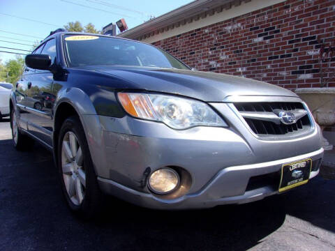 2009 Subaru Outback for sale at Certified Motorcars LLC in Franklin NH
