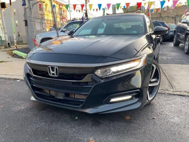 2018 Honda Accord for sale at Best Cars R Us LLC in Irvington NJ