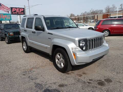 2011 Jeep Liberty for sale at Pep Auto Sales in Goshen IN