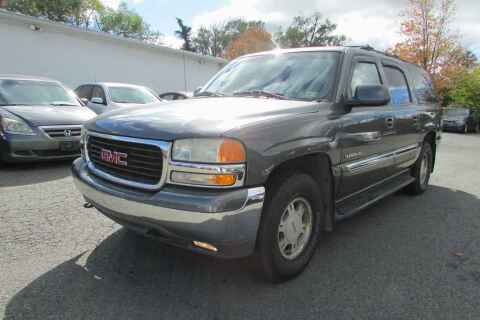 2002 GMC Yukon XL for sale at Purcellville Motors in Purcellville VA