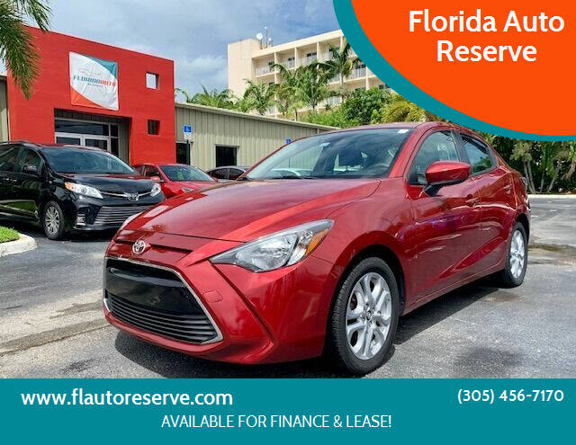 2017 Toyota Yaris iA for sale at Florida Auto Reserve in Medley FL