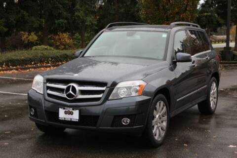 2011 Mercedes-Benz GLK for sale at Top Gear Motors in Lynnwood WA