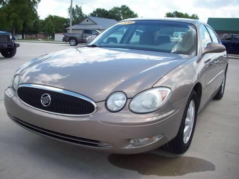 2006 Buick LaCrosse for sale at Nemaha Valley Motors in Seneca KS