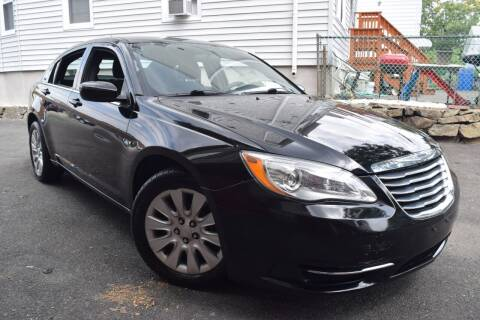 2014 Chrysler 200 for sale at VNC Inc in Paterson NJ