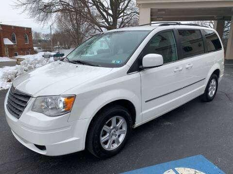 2010 Chrysler Town and Country for sale at On The Circuit Cars & Trucks in York PA