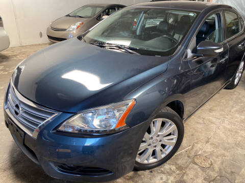2013 Nissan Sentra for sale at Cars4U in Escondido CA