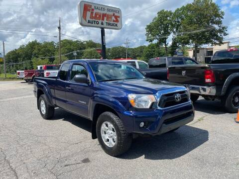 2012 Toyota Tacoma for sale at FIORE'S AUTO & TRUCK SALES in Shrewsbury MA