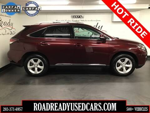 2015 Lexus RX 350 for sale at Road Ready Used Cars in Ansonia CT