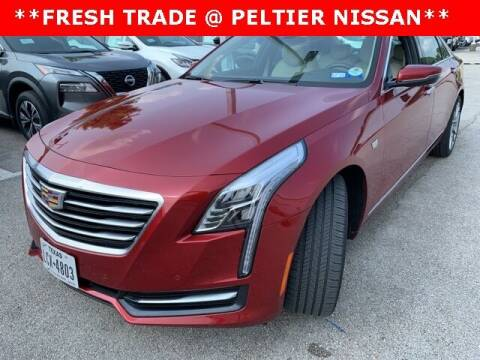 2018 Cadillac CT6 for sale at TEX TYLER Autos Cars Trucks SUV Sales in Tyler TX